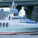 122' Oceanfast Yacht