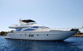 80' Azimut Yacht