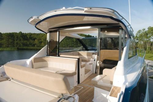 46' Regal Boat Aft Deck