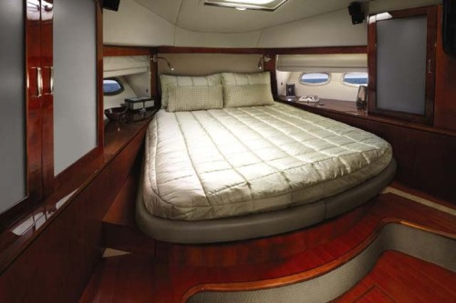 54' Sea Ray Yacht Master Suite