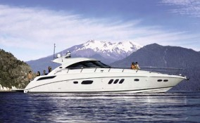 54' Sea Ray Yacht Profile