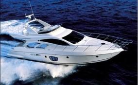 55' Azimut Yacht Profile