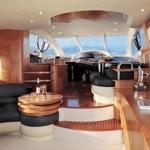 55' Azimut Yacht Saloon