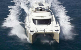 65' Luxury Rodriguez Catamaran Yacht
