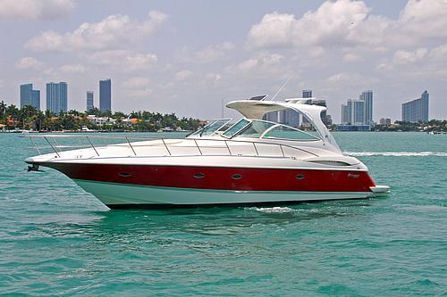 46' Cruisers Boat
