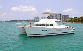 43' Rendevous Catamaran