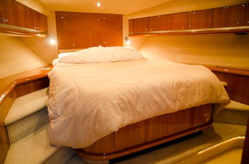 68' Sunseeker VIP Stateroom