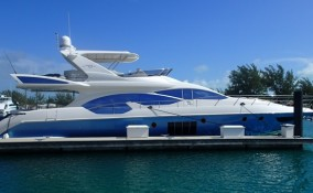 70' Azimut Yacht