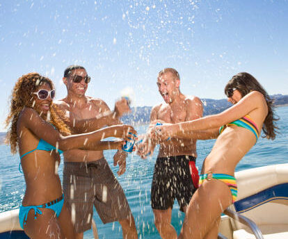 Bachelor and Bachelorette Yacht Party
