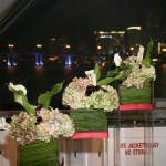 BL Party Boat Floral Decor Example