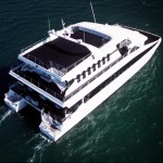 BL Miami Party Boat Charter at Sea