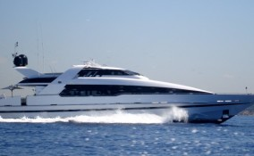 124' IMPULSIVE Yacht