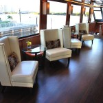 111 Sun Party Boat Mid Upper Bar Starbord Sitting Area