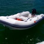 50' Sunseeker Yacht Tender