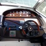 50' Sunseeker Yacht Helm