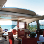 87' Warren Yacht Salon Retractable Roof