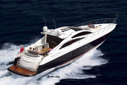 70' Sunseeker Predator Yacht Exterior