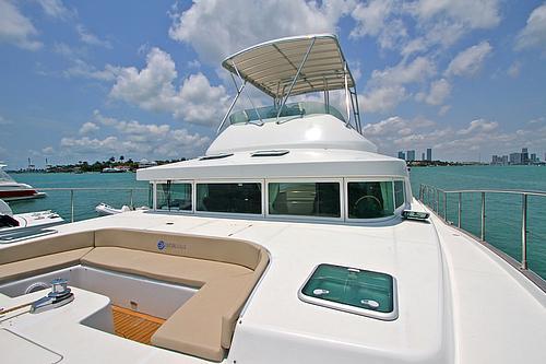 43' Rendevous Boat Catamaran Sundeck