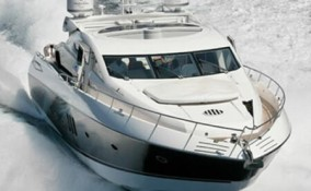 82' Sunseeker At Sea