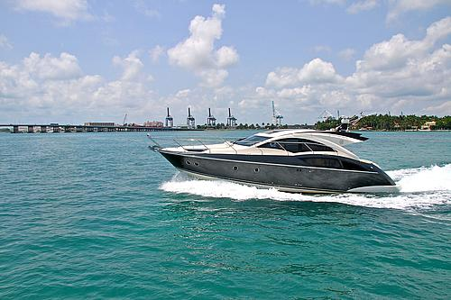 43' Marquis Boat