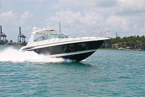 48' Formula Boat Mid Throttle