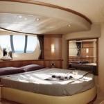 62' Azimut Yacht Master Stateroom