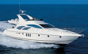 62' Azimut Yacht