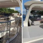154' Delta Yacht Flybrigde Area