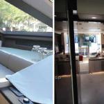 154' Delta Yacht Cabin Area