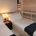 84' Azimut Yacht Guest Room