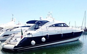 65 Sunseeker Princess Exterior