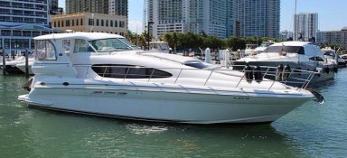 50 Sea Ray Miami Boat Charter