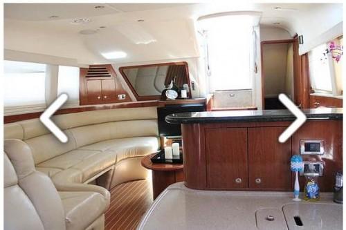50 Sea Ray Salon Miami Boat Rental