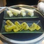 Gourmet Food Sample - Kiwi and Pear