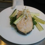 Gourmet Food Sample - Salmon Steak