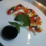 Gourmet Food Sample - Tomato Bocconcini