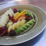 Gourmet Food Sample - Fresh Fruit
