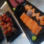 Gourmet Food Sample - Sashimi