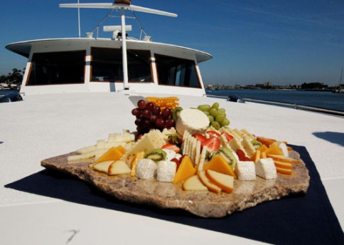 Super Yacht Gourmet Experience
