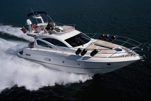 43' Cranchi Boat