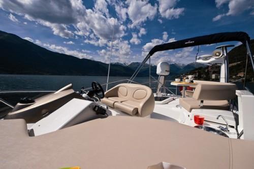 43' Cranchi Boat Flybridge