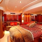 80' Azimut Yacht Master Stateroom