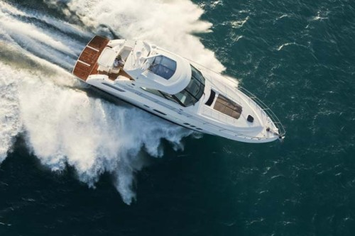54' Sea Ray Yacht Sky View