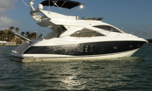 52' Sunseeker Intercoastal Cruising