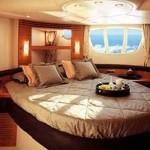 55' Azimut Yacht Master Stateroom