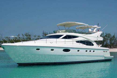 59' Ferreti Yacht