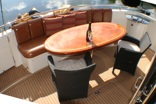 60' Marquis Aft