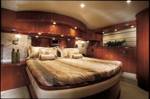 60' Marquis Master Stateroom
