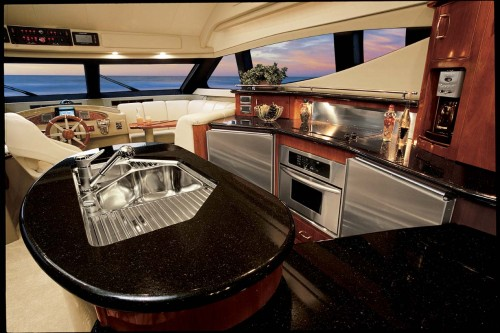 60' Marquis Galley