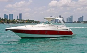 46' Cruiser Boat
